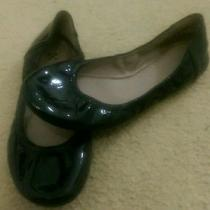 Vince Camuto Black Flats Photo