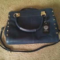 Vince Camuto Blue Bolts Handbag Photo