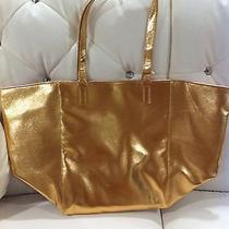 Vince Camuto Gold Bag Photo
