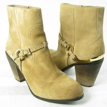Vince Camuto Greggeer Tan Boot Womens Size 7.5 M Used 150 Photo