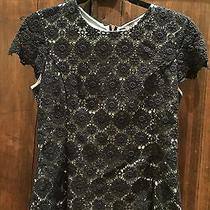 Vince Camuto Lace Top Photo