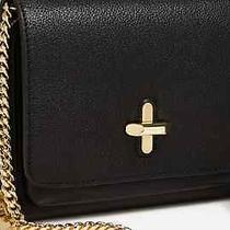 Vince Camuto Lexi Black  Crossbody Purse New With Tag  Photo