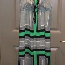 Vince Camuto Maxi Dress Graphite Photo