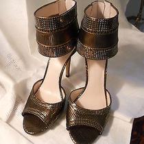 Vince Camuto Metalic Heels Photo