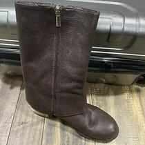 Vince Camuto Moto Boots Sz 8.5 Photo