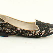 Vince Camuto New Loria Black Womens Shoes Size 6 M Flats Msrp 98 Photo
