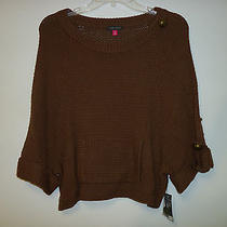 Vince Camuto New Womens Riding Class Vicuna Sweater Xsmall   Photo