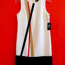 Vince Camuto   Off White  Dress  Size  0 /  2xs ( Read Measurement )  Photo