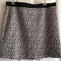 Vince Camuto Print Skirt.  Photo