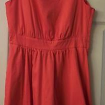 Vince Camuto Red Dress Size 10 Photo