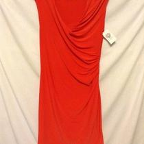 Vince Camuto Red Dress- Sz L- Nwt Photo