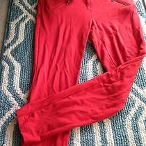 Vince Camuto Red Leggings 4 Photo
