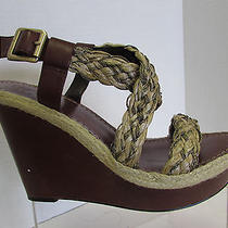 Vince Camuto Sandal Wedge Size 8 Photo