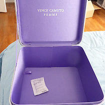 Vince Camuto Silver Collectible Box Photo
