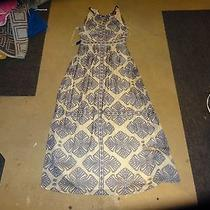 Vince Camuto Sundress Full Length Size 8 Lined Photo