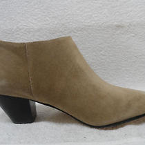 Vince Camuto -Vc  Adinah Leather Ankle Boot Signature - Fango (Tan) 6.5  Med. Photo