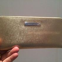 Vince Camuto Wallet Gold Photo