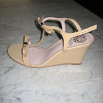 Vince Camuto Wedge Sandals Never Worn Photo