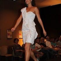 Vince Camuto White Dress Photo