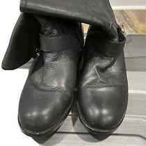 Vince Camuto Winchell Moto Boots Sz 8.5 Photo