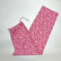 Vineyard Vine Hearts Whale Lounge Pants Full Length Elastic Waist Girl 16 Xl Nwt Photo