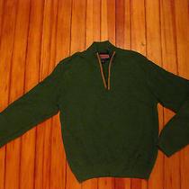 Vineyard Vines 100% Pima Cotton Half Zip Sweater Boy's Size 7 Peru Photo