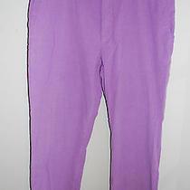Vineyard Vines 38 30 Men's Light Purple Harmon Corduroy Pants ---F98 Photo
