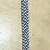 Vineyard Vines Blue and White Woven Youth Belt - Size 30 Photo