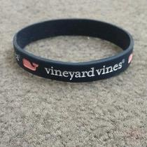 Vineyard Vines Blue Bracelet Wristband Marthas Vineyard  Photo