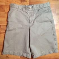 Vineyard Vines Boys Sz. 18 Khaki Shorts Photo