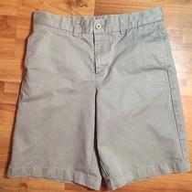 Vineyard Vines Boys Sz. 18 Khaki Shorts Photo