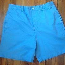 Vineyard Vines by Shep & Ian Light Blue Men's Shorts Size - 36 - Euc Photo