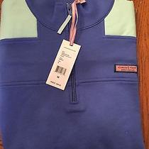 Vineyard Vines - Canvas Shoulder Shep Shirt Marlin - Size M Nwt Photo