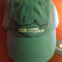 Vineyard Vines Child's Size Navy Blue Whale Patch Hat Baseball Cap/hat Photo