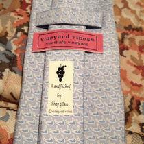 Vineyard Vines Custom Collection Nantucket Golf Club Silk Tie Shep and Ian Photo