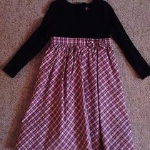 Vineyard Vines Girls Holiday Dress Size 5 Photo