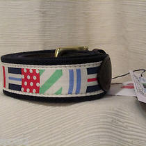 Vineyard Vines Kentucky Derby Patchwork Belt-30-Pairs Well With Tie or Hat Photo