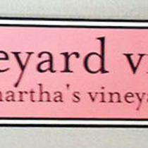 Vineyard Vines Martha's Vineyard Bumper Sticker Collector's Item Free Shipping Photo
