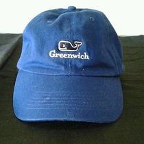 Vineyard Vines Martha's Vineyard Greenwich  Hat One Size Fits Most Photo
