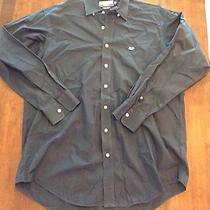 Vineyard Vines Men's Blue Whale Shirt Large Euc High End Photo