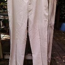 Vineyard Vines Mens Khaki Pants Flat Front Pants 33 X 30 -34 X 29 Photo