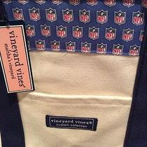 Vineyard Vines Nfl Custom Collection Tote. New Photo