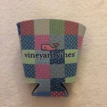 Vineyard Vines Patchwork Solo Cup Holder Photo