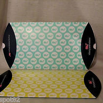 Vineyard Vines Set of Two Signature Whale & Text Logo Accessory Gift Boxes  Photo