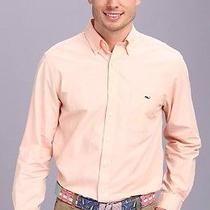 Vineyard Vines Solid Slim Fit Tucker Shirt Photo