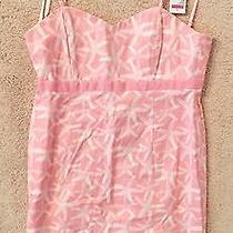 Vineyard Vines Starfish Dress in Pink Size 4 Photo