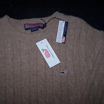Vineyard  Vines  Sweater - Casual - Golf - S - Tags - Outstanding Cable Stitch Photo