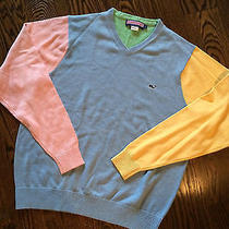 Vineyard Vines v Neck Sweater  Mens Large Photo