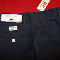 Vineyard  Vines - Whale - Golf Club Pant - 33 X 32 - Flat Front - Tags Photo