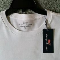 Vineyard Vines White T Shirt Xl Photo